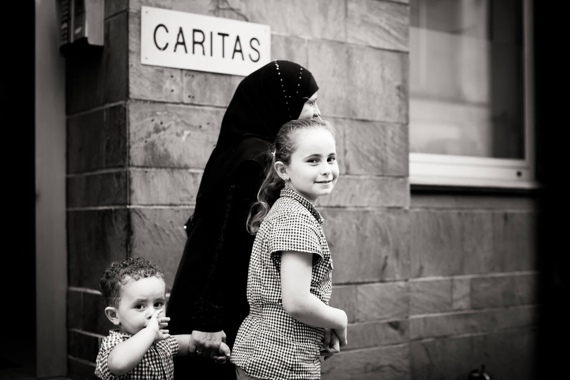 CAP Brabantia CAW Le service social de Caritas International